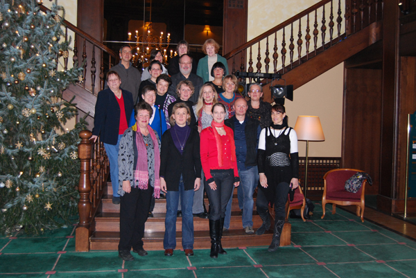 Gründung des Kompetenzforum Wertebildung November 2010 | Eisenach