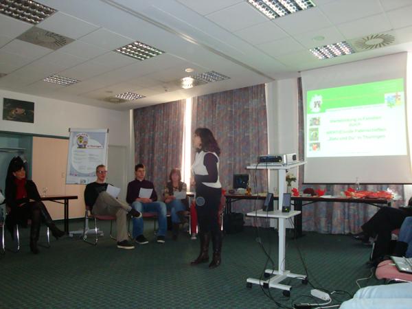 Kompetenzforum Wertebildung Februar 2012 |Erfurt