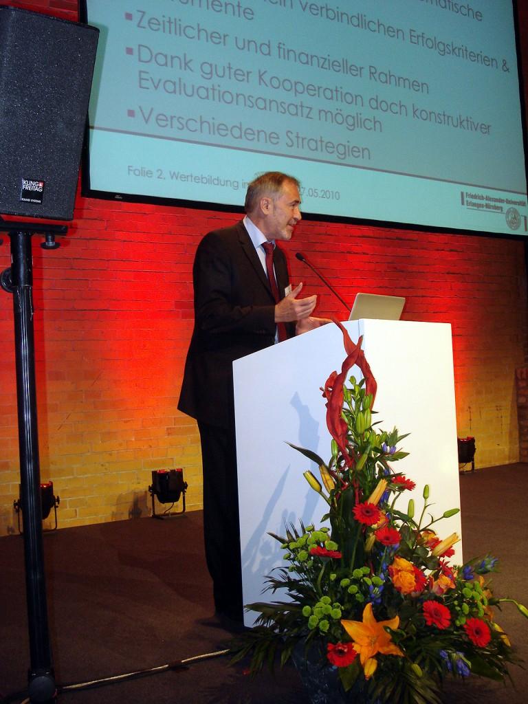 Prof. Dr. Friedrich Lösel (FAU-Erlangen)