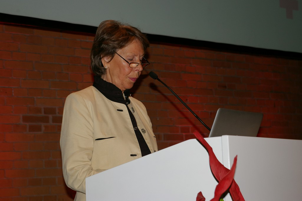 Inge Lohmann, Deutsches Rotes Kreuz, Präsidium