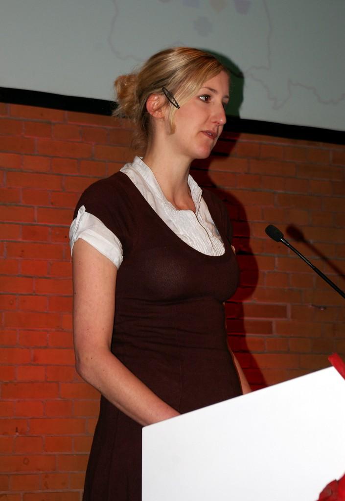 Christine Ott (FAU Erlangen-Nürnberg)
