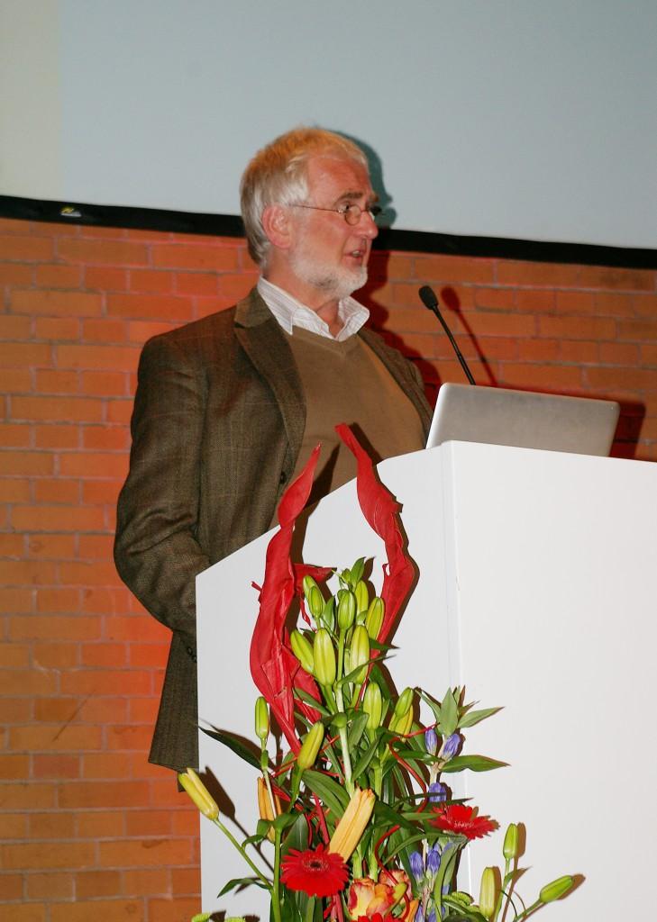 Prof. Dr. Richard Münchmeier (Freie Universität Berlin)